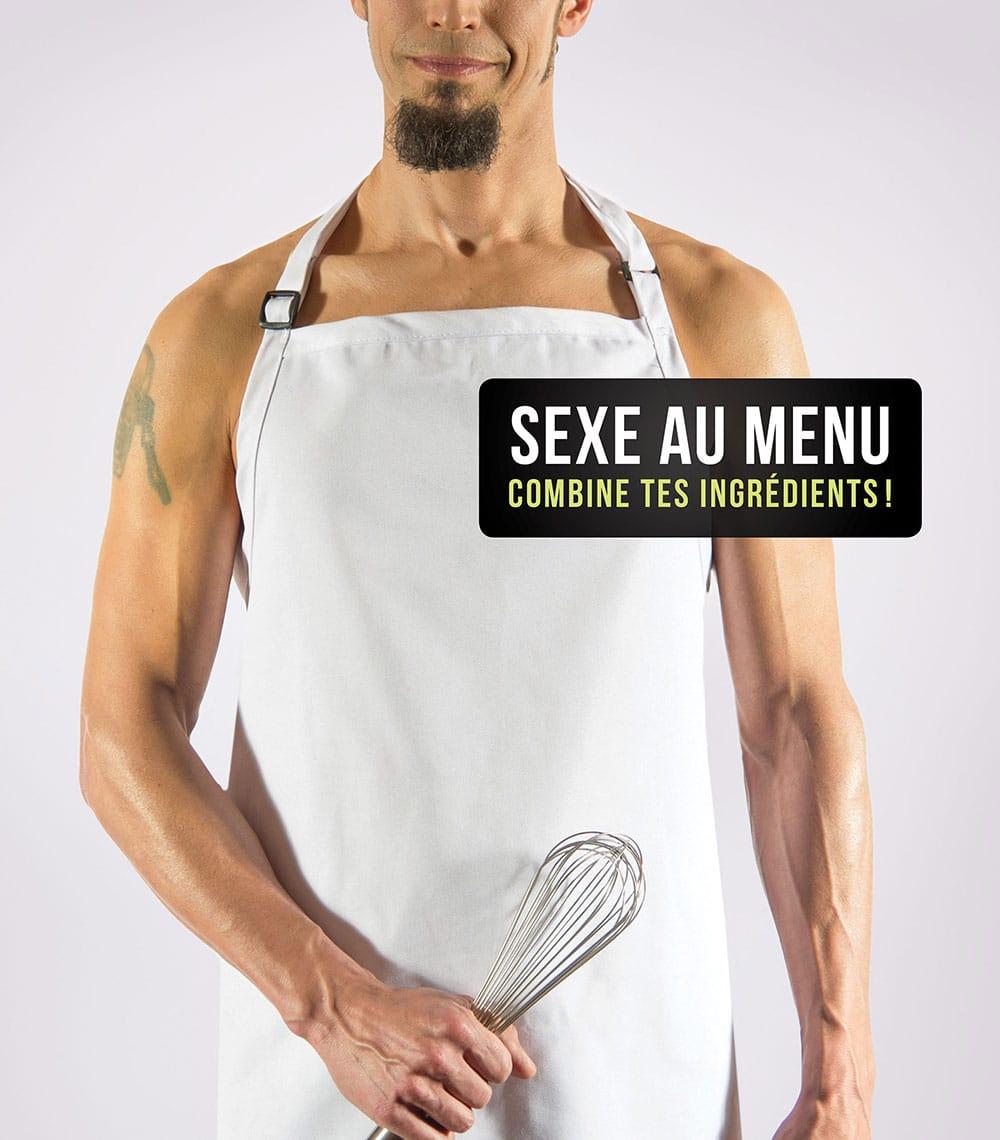 Campagne sexe au menu - prévention itss vih
